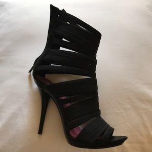 "Michael Antonio ""Michie"" black stiletto/booties"